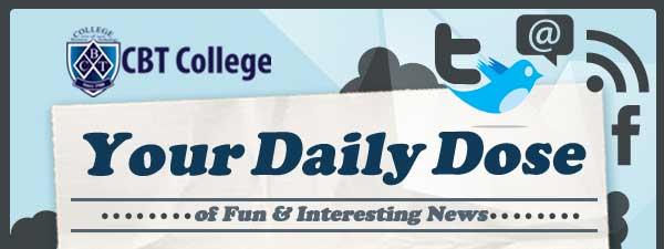 CBT College Fun News
