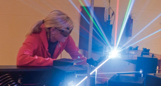 Laser and Photonics