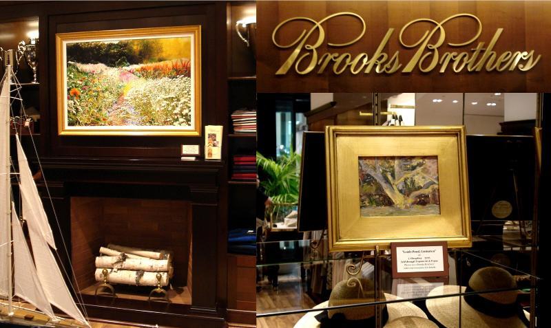 Brooks Bros-Connie Larry Images