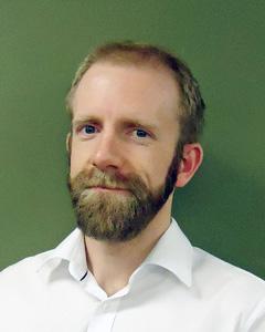 Paul Crowther, Principal Engineer