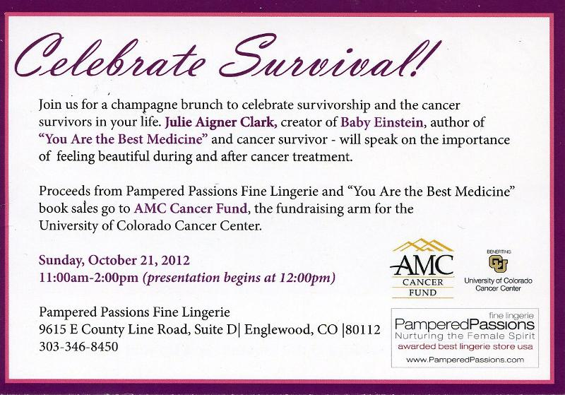 Celebrate Survival