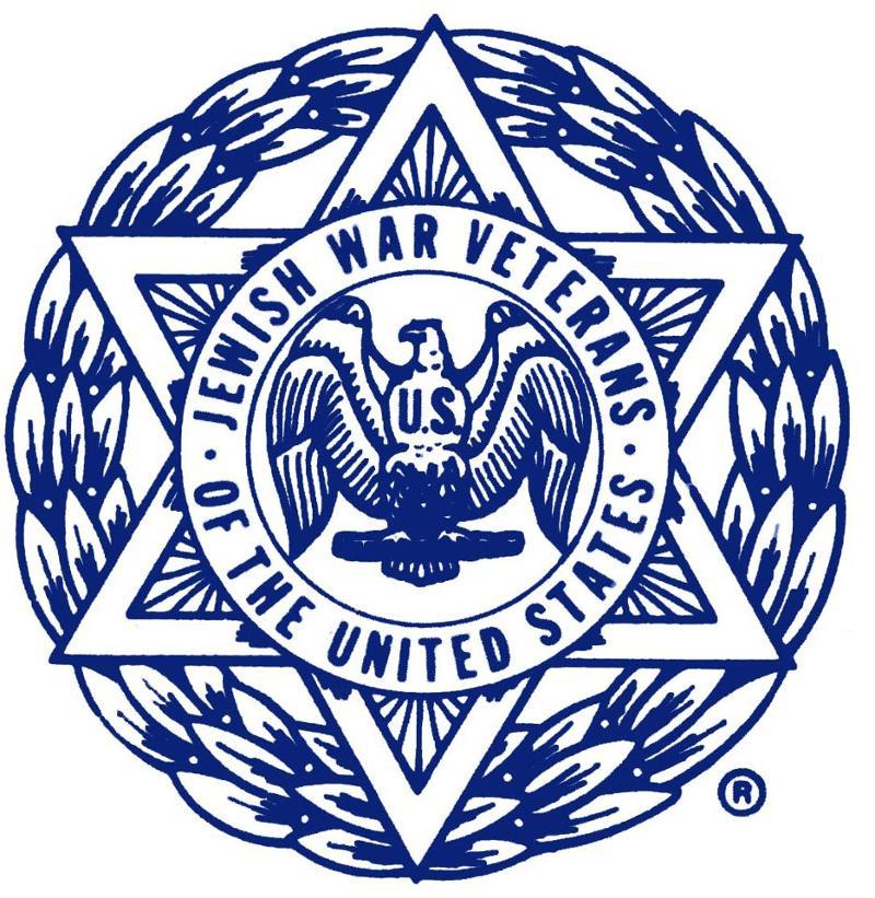 Jewish War Veterans Logo