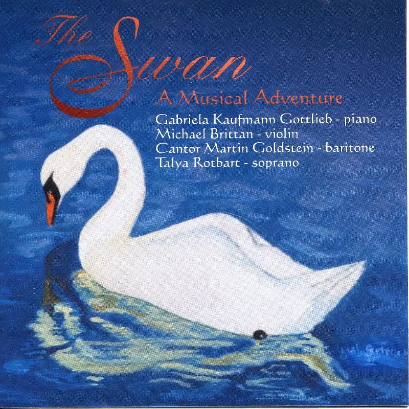 The Swan - Gabriela Gottlieb