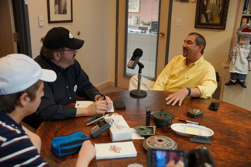 Rabbi Black Interview
