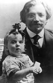 Bel Kaufman and Sholem Aleichem