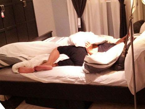Ikea Sleeper