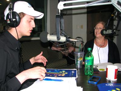 Sue Parker Gerson - Radio Chavura