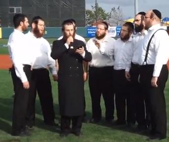 Hassidic National Anthem