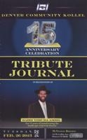 Kollel 15th Anniversary Tribute Journal