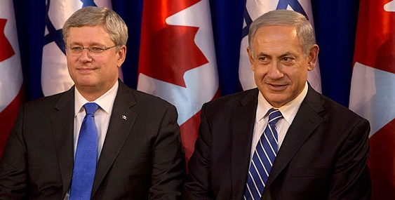 Click here to view video of Prime Minister Harper's Speech