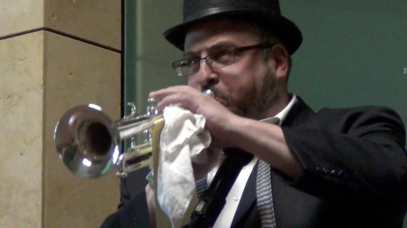 Rabbi Yaakov Meyer - Trumpet