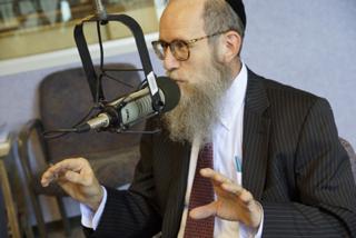 Rabbi Hillel Goldberg