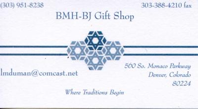 BMH-BJ Business Card