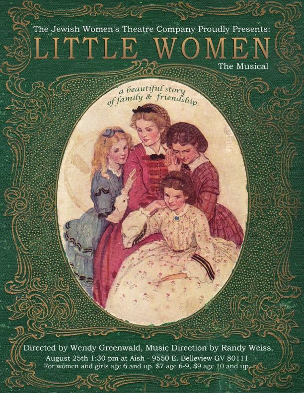 Little Women Flyer