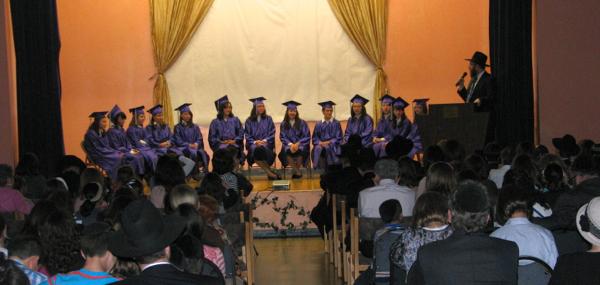 Hillel Graduation