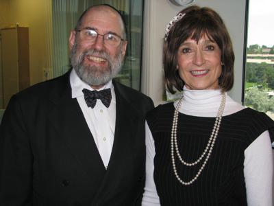 Ted and Sharon Gelt - Radio Chavura