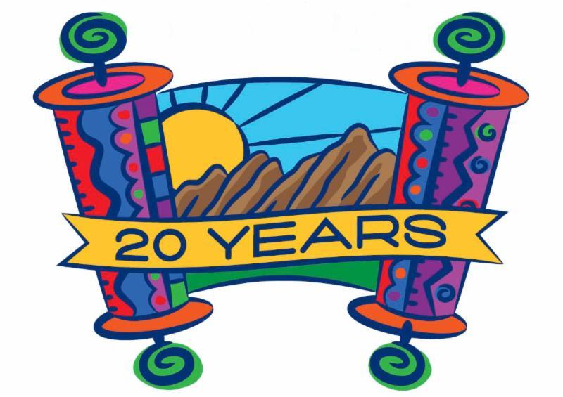 Boulder Jewish Festival Logo