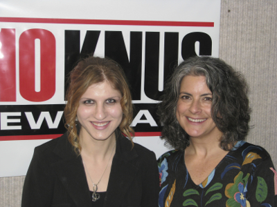 Georgie and Sue Seserman - Radio Chavura