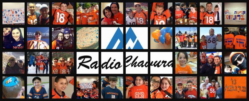 Broncos Photo Collage