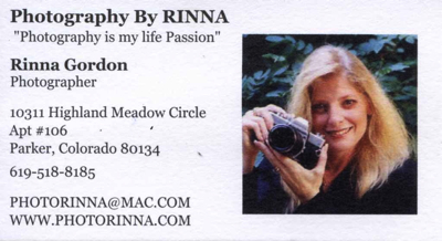 Photography By RINNA
