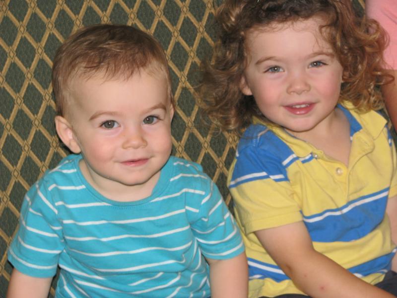Elijah and Morris