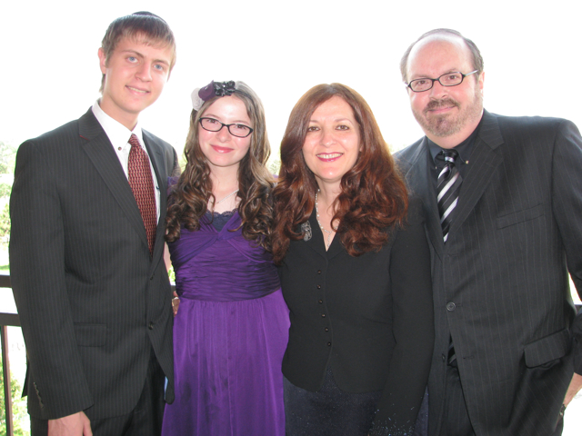 Rotbart Family