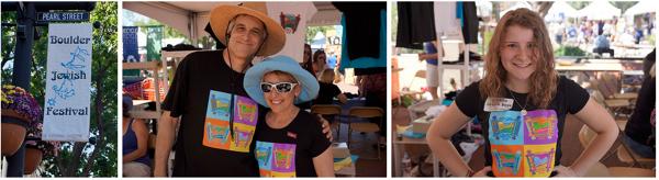 Boulder Jewish Festival Montage