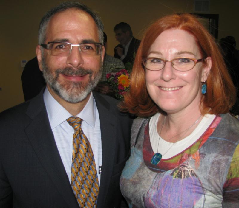 Larry and Cindy Halpern