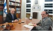 Bibi Netanyahu & Herb Keinon