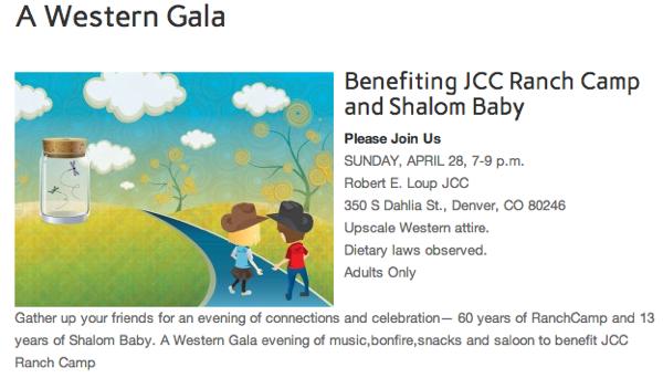 JCC Western Gala