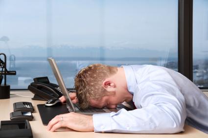 Asleep at the wheel?