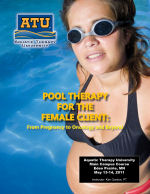 Aquatic therapy for the female