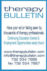 therapy bulletin