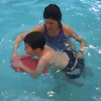 angelfish therapy righting video