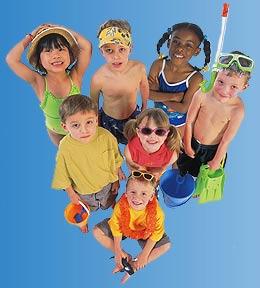 kids swim equipment