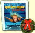 aqautic sensory integration book and wreath