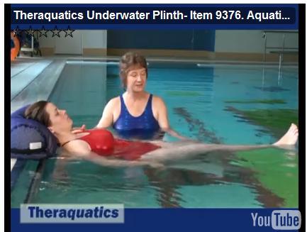 underwater plinth