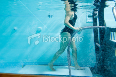 Aquatic Therapy & Exercise Lightbox