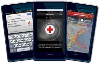 Red Cross Apps