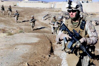USMC soldier