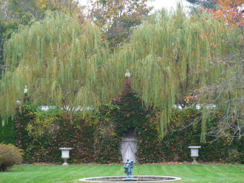 Highlands formal garden