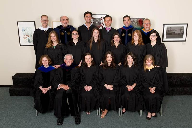Graduating Class of 2012