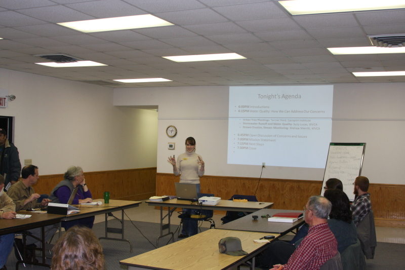 South Branch Watershed Group Meeting