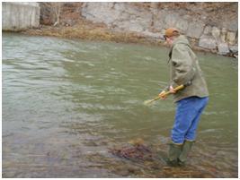 WVDA Water Quality Monitoring