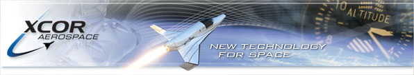 XCOR Aerospace: New Technology for Space