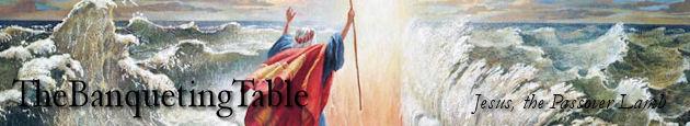 Moses at Red Sea