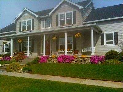 House w good color