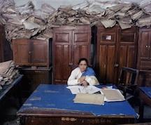 Indian clean desk
