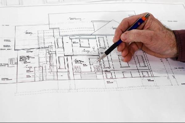 Floor plan review
