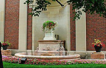 Formal fountain